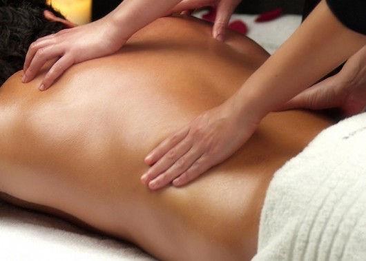Massagem Four Hands