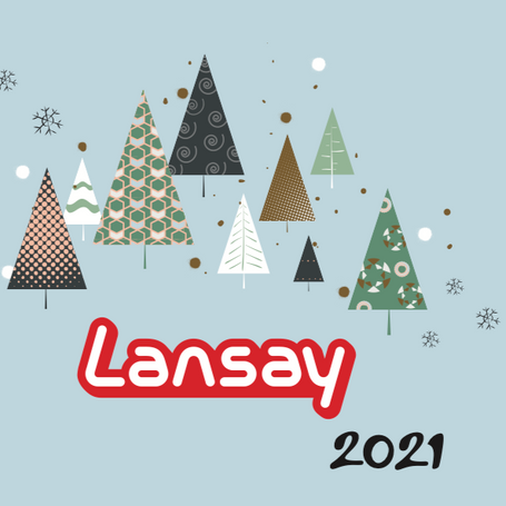 Dossier presse Lansay Noël 2021