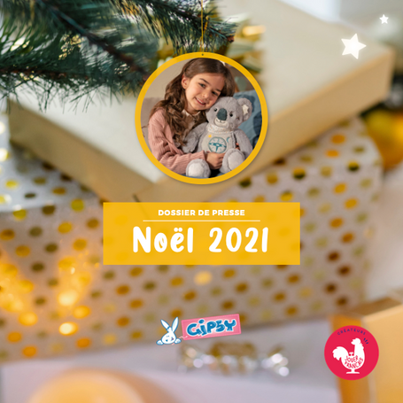 Dossier presse Gipsy Noël 2021