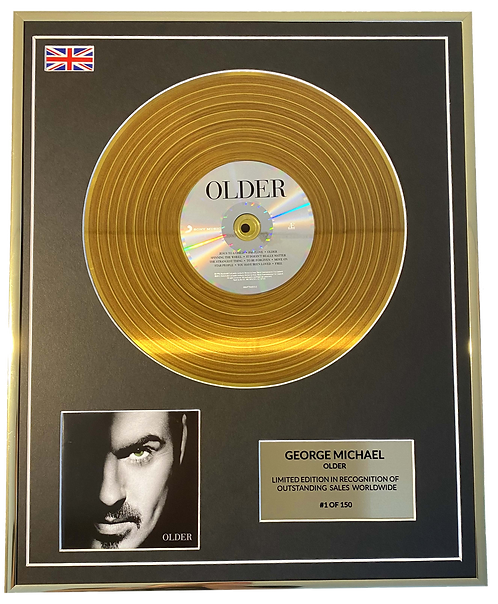 George Michael - Older