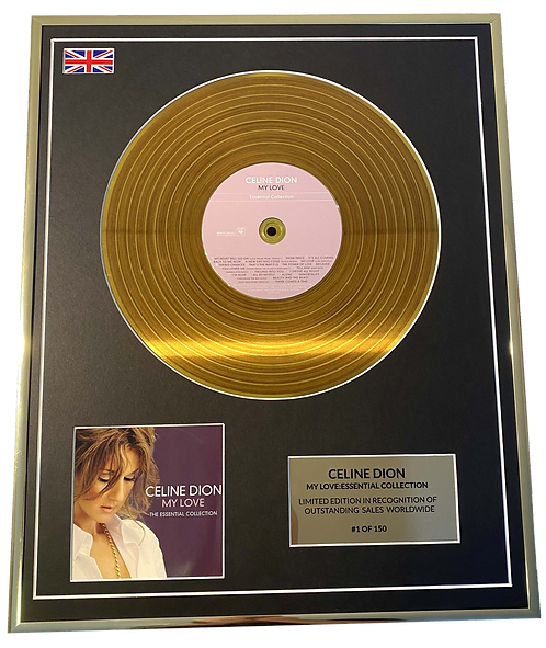 Celine Dion - My Love / Essential Collection