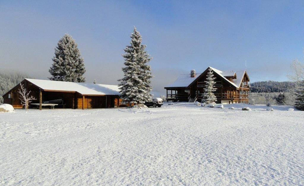 Drewry Lake winter