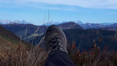 Bergtouren von der Hütte