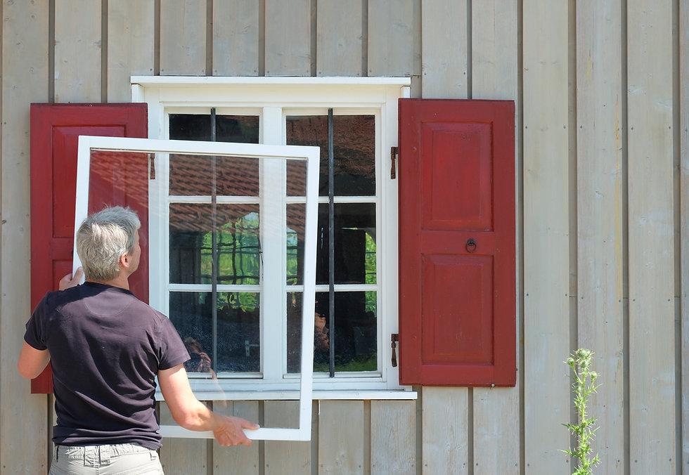 Restaurierung Walser historische Fenster