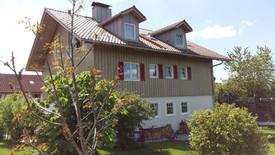 Umbau Einfamilienhaus Annette und Michael Walser