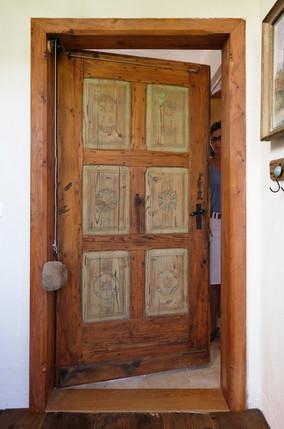 Antike Eingangstür Michael Walser