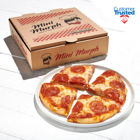 Customer Trusted Papa Murphy's Take 'n' Bake Pizza today announced it was awarded top marks