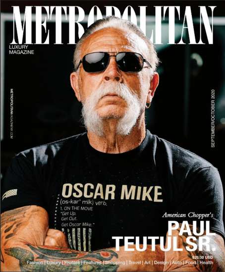 HPA Client Paul Teutul Sr Cover Up