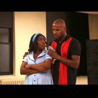 """Fences""  The Atlantic Theatre Company  Performance"