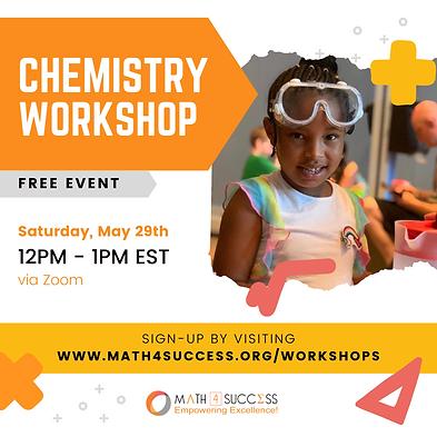 Chemistry Workshop Flyer - May 2021.png