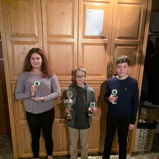Junioren Jahresmeister 2019