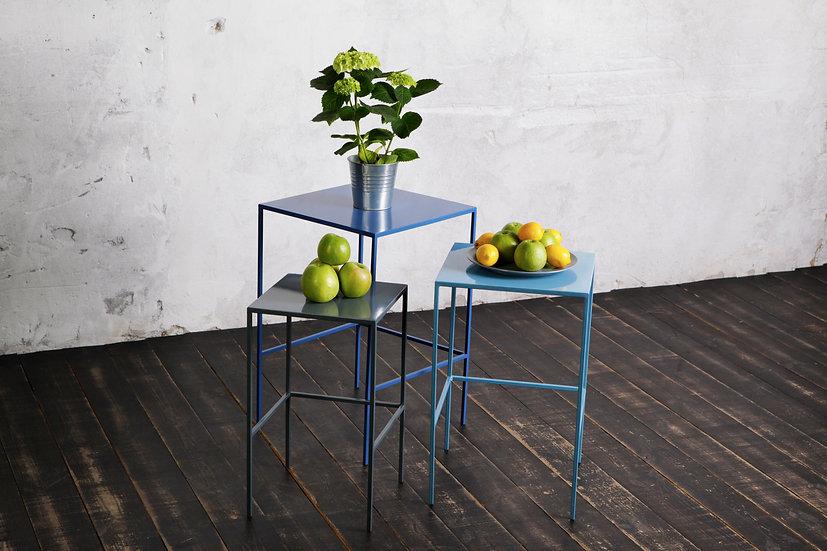 журнальный столы в стиле лофт