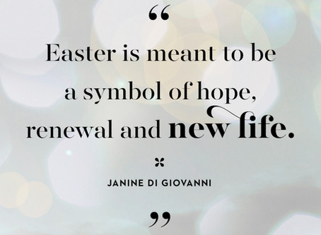 Easter Blessings To You!