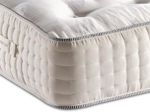 Clarissa 3000 Pocket Sprung Cashmere Wool Silk Natural Mattress