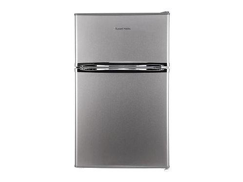 Russell Hobbs 50cm Wide Under Counter Stainless Steel Fridge Freezer