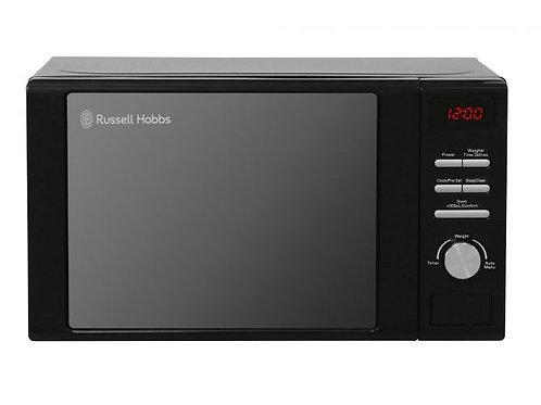Russell Hobbs 20 Litre Black Digital Microwave