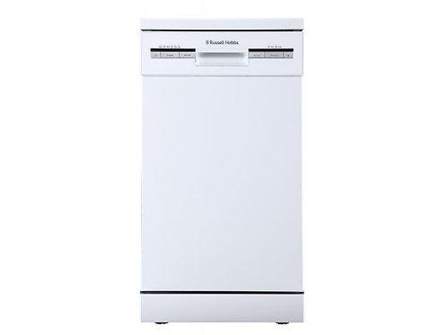 Russell Hobbs Slimline 45cm Wide White Dishwasher