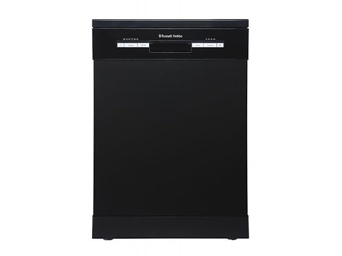 Russell Hobbs 60cm Wide Black Dishwasher