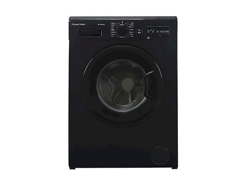 Russell Hobbs 7kg Black Washing Machine