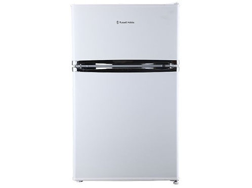 Russell Hobbs 50cm Wide Under Counter White Fridge Freezer