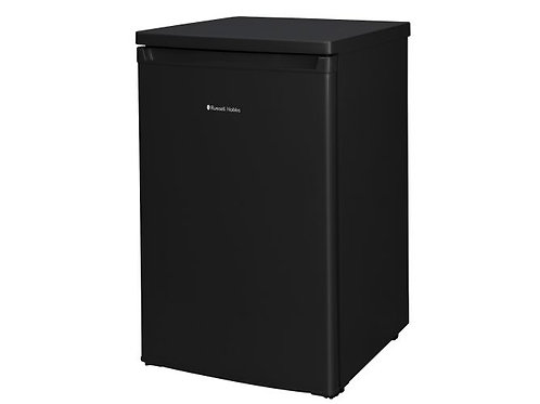 Russell Hobbs 55cm Wide Black Under Counter Larder Fridge