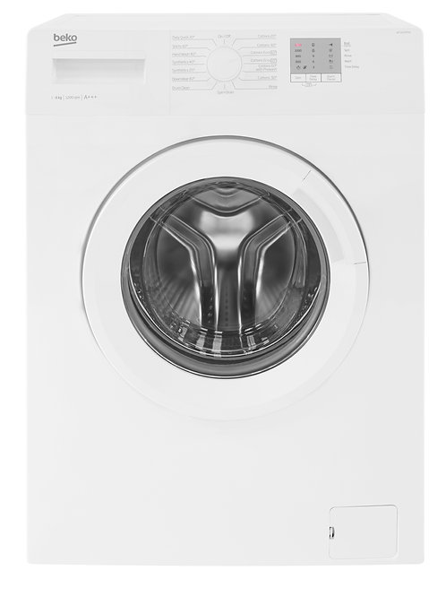 Beko 6kg White Washing Machine