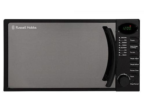 Russell Hobbs 17 Litre Black Digital Microwave