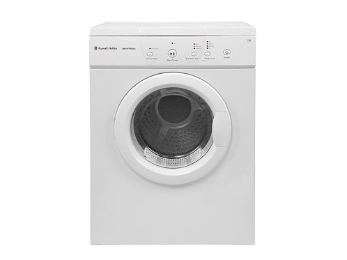 Russell Hobbs White 7kg Vented Tumble Dryer