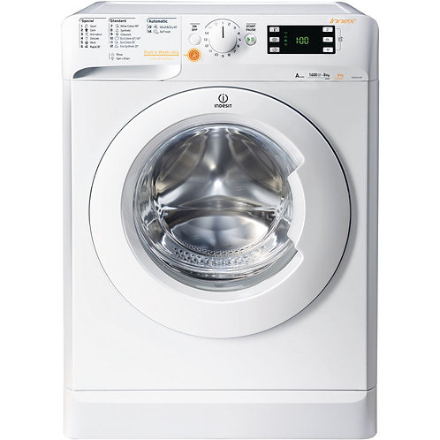 Indesit 7kg White Washer Dryer