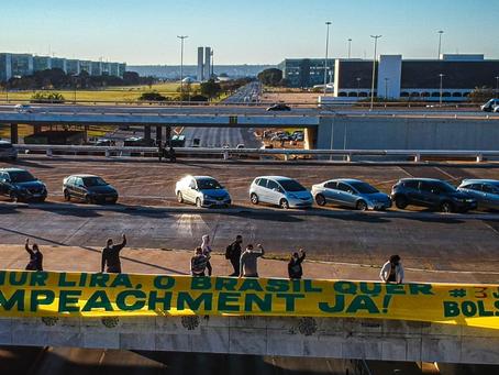 Partidos e entidades protocolam superpedido de impeachment de Bolsonaro