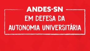 Reitorias da Ufms e Ufma tentam alterar normas das universidades sem participação da comunidade