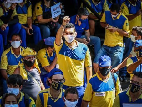 Trabalhadores e trabalhadoras dos Correios realizarão assembleias para deflagrar greve nacional