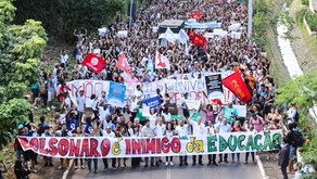 Instituições públicas de ensino ameaçam fechar as portas devido aos cortes orçamentários