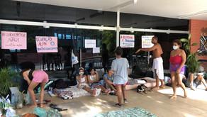 Justiça determina reintegração de posse arbitrária na UFPB para interromper protesto