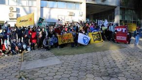 Vitória: Pressão universitária impede que conselheiros da Ufsm elejam 'interventores'