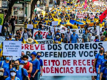 Projeto bolsonarista de privatização dos Correios vai precarizar e encarecer serviços