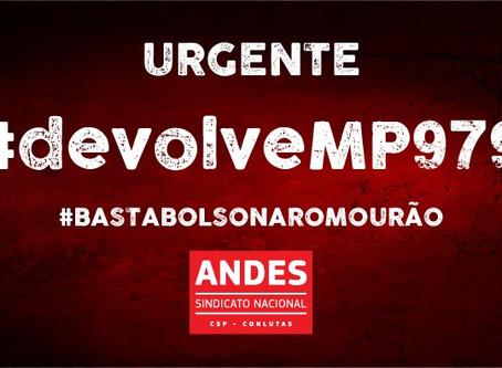 Em novo ataque, Bolsonaro intervém na escolha de reitores nas IFES durante a pandemia