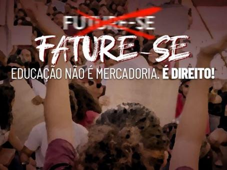 GRUPO DE TRABALHO CONTRA O FUTURE-SE
