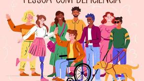 3 de dezembro: Dia Internacional da Pessoa com Deficiência