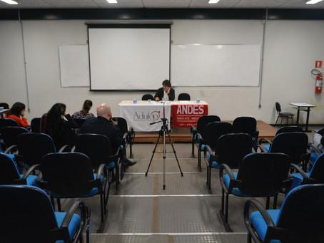 Assembleia Geral ADUFOP elege representantes para o 64º CONAD