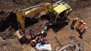 Rompimento de barragem em Brumadinho (MG) completa mil dias sem respostas