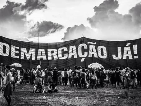 Apib denuncia Bolsonaro, em Haia, por genocídio indígena