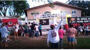 Cozinha comunitária reaberta por movimentos sociais alimenta a população em Campina Grande
