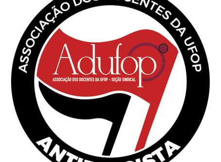 ADUFOP antifascista!