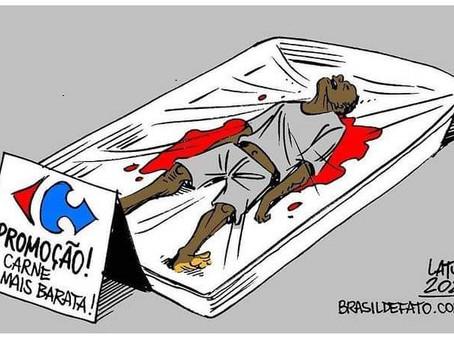 Em véspera do Dia da Consciência Negra, homem negro é assassinado em Porto Alegre (RS)