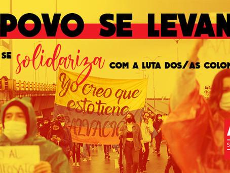 Manifestações derrubam projeto impopular de reforma tributária na Colômbia