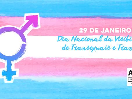 29 de janeiro é o Dia Nacional da Visibilidade de Transexuais e Travestis