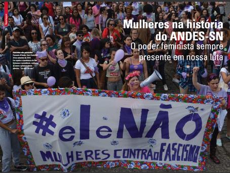 """Revista do ANDES-SN """"Universidade & Sociedade Ed. 68"""" já está disponível para leitura"""