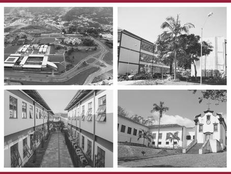 Universidade Federal de Ouro Preto - 51 anos