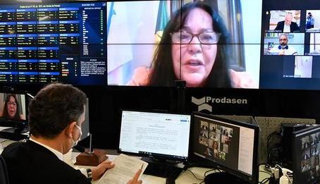 Senado aprova PL que insere no Código Penal crime de violência psicológica contra a mulher
